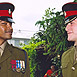 Johnson Beharry VC & Chris Finney GC