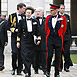 HRH The Princess Royal @ Heroes Dinner Greenwich