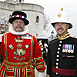 Yeomen Of The Guard  Tower of London & Royal Marine Band